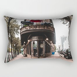 The Pickle Barrel in Chattanooga, Tennessee Rectangular Pillow