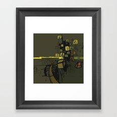 Plug 'n Play Framed Art Print