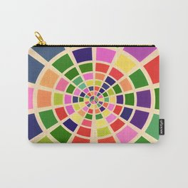 Roue multicolore Carry-All Pouch