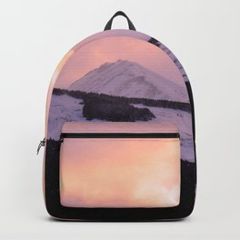 Rose Quartz Turbulence - III Backpack