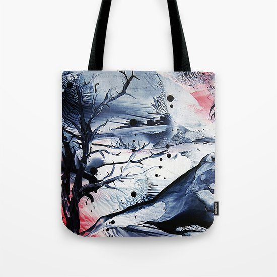 LateWinter Tote Bag