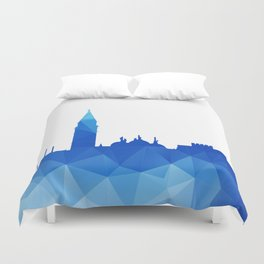 Lo(w poly)ndon Duvet Cover
