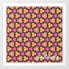 pattern39 Art Print