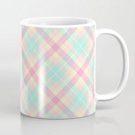 Spring Plaid 6 Coffee Mug