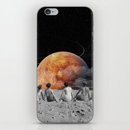 Venus Beach iPhone Skin