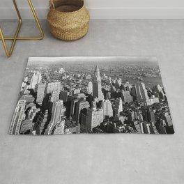 Chrysler Building, New York City 1932 Rug
