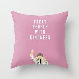 harry styles Throw Pillow
