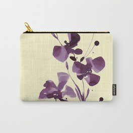 Organic Impressions 334zq by Kathy Morton Stanion Carry-All Pouch