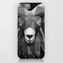 Bell and Animal iPhone Case