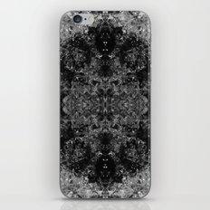 River Foam Snowflake iPhone & iPod Skin
