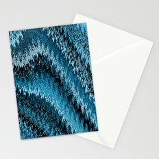 Snake skin Abstract Stationery Cards