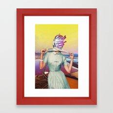 Bay View Framed Art Print