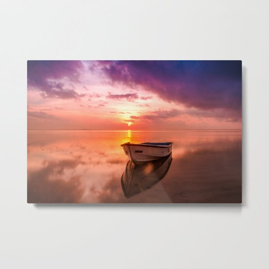 The Best Sunset Metal Print