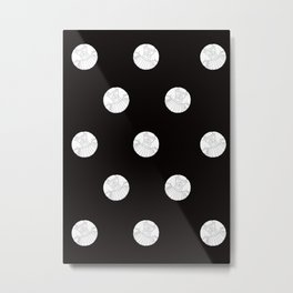 Polka like you mean it Metal Print