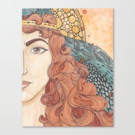 Deborah Canvas Print