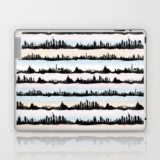 Cities Laptop & iPad Skin