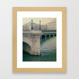 Paris, Pont Notre Dame Framed Art Print