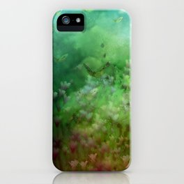 """""""The Enchanted Forest"""" (Fairyland) iPhone Case"""
