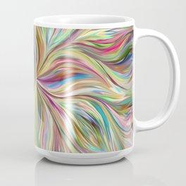 Color abstract Art Coffee Mug