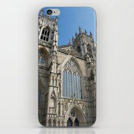 York City Minster iPhone Skin