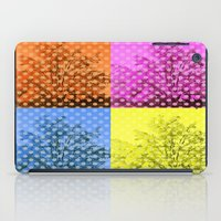 popart iPad Cases featuring Autum popart by healinglove by Healinglove art products