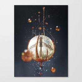 Bug food Canvas Print