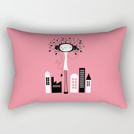 NenatreeMusic Rectangular Pillow