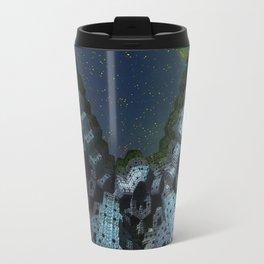 Fractalized Void Travel Mug