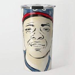 Hammerin' Hank Aaron Travel Mug
