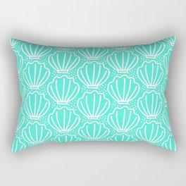 Shell del mar Rectangular Pillow