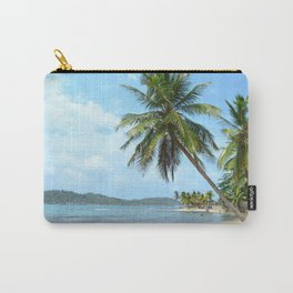 The Caribbean beach 01 Carry-All Pouch