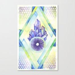 Spore Dance Canvas Print