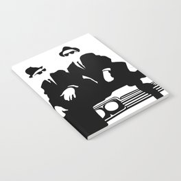 Blues Brothers Notebook