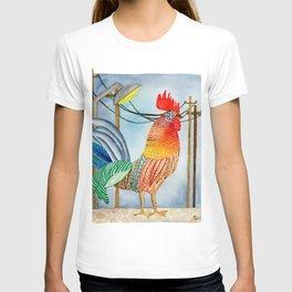 Free Range Pollito T-shirt
