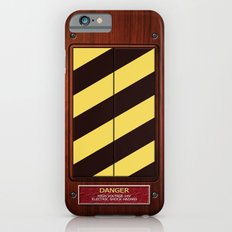 High voltage Ghost Trap box iPhone 4 4s 5 5s 5c, ipod, ipad, pillow case and tshirt iPhone 6s Slim Case