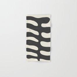 Abstract Plant 2 Hand & Bath Towel
