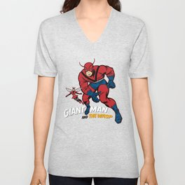 Giant Man & The Wasp Unisex V-Neck