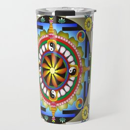 Mandala17 Travel Mug