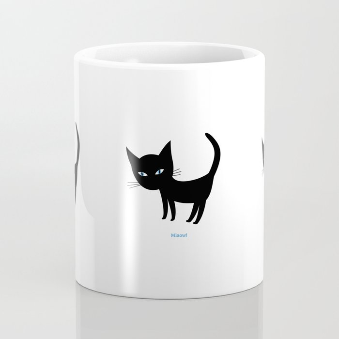 Miaow Coffee Mug