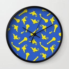 i dream of djinn Wall Clock