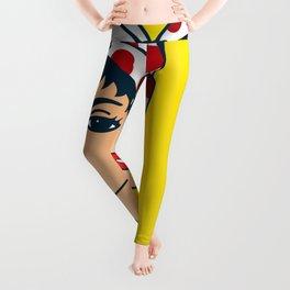 Harina Pan Leggings