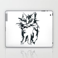 Angry Cat Laptop & iPad Skin