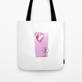 This Kid Loves Valentine's Day Everyday Tote Bag