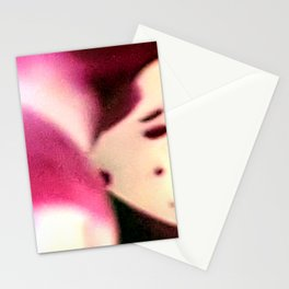 Purple Orchid Beauty Stationery Cards