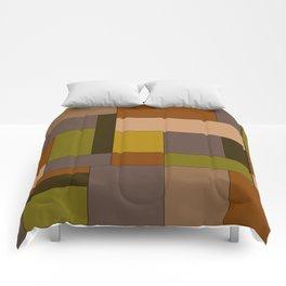 Mondrian #6 Comforters