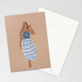 Kapahaka kotiro Stationery Cards