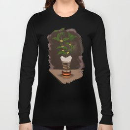 Chemex Coffee Plant Long Sleeve T-shirt