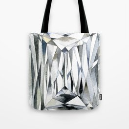 No Pressure No Diamonds Tote Bag