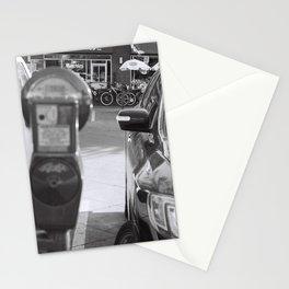 Parking Meter Stationery Cards