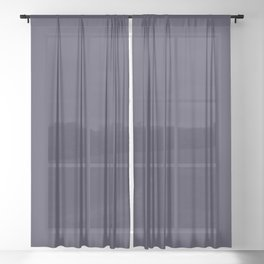 Eclipse 343148 Sheer Curtain